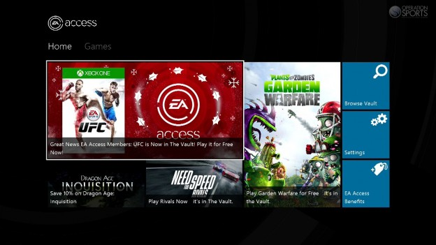 Operation Sports Screenshot #835 for Xbox 360