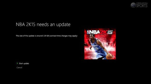 NBA 2K15 Screenshot #29 for Xbox One