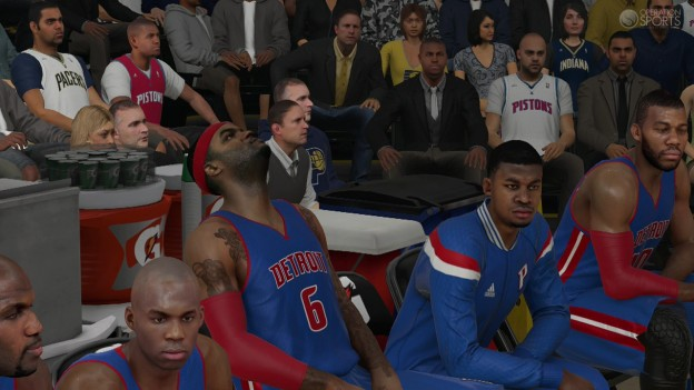 NBA 2K15 Screenshot #176 for PS4