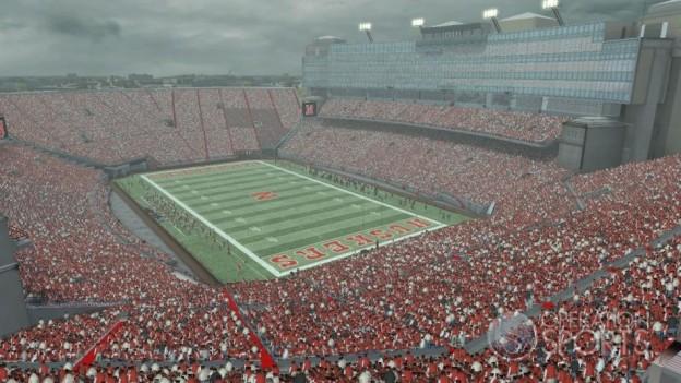 NCAA Football 09 Screenshot #498 for Xbox 360