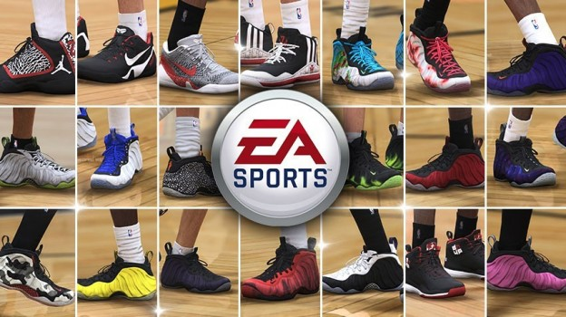 NBA Live 15 Screenshot #301 for PS4