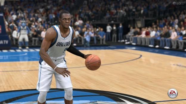 NBA Live 15 Screenshot #302 for PS4