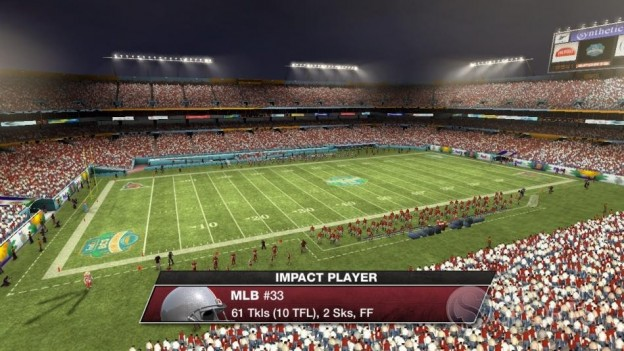 NCAA Football 09 Screenshot #499 for Xbox 360