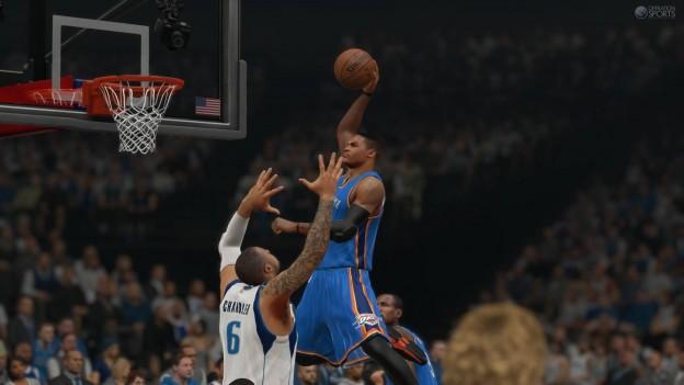 NBA 2K15 Screenshot #179 for PS4