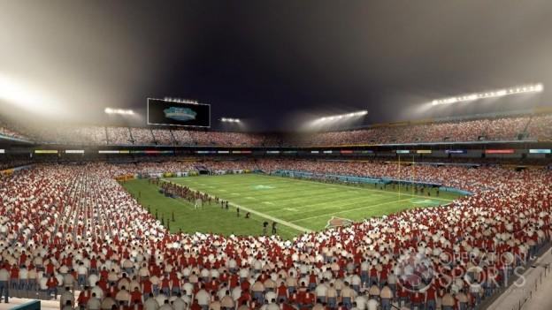 NCAA Football 09 Screenshot #501 for Xbox 360