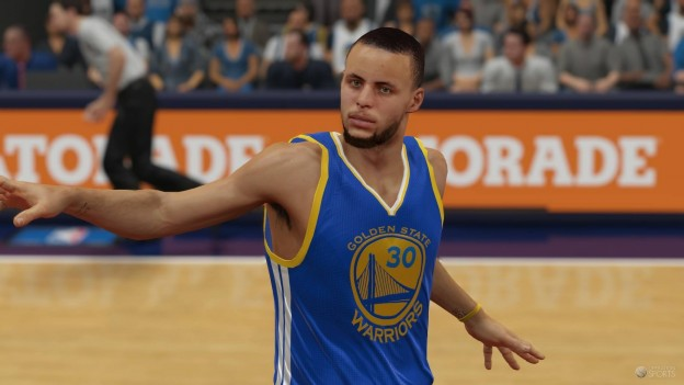 NBA 2K15 Screenshot #186 for PS4