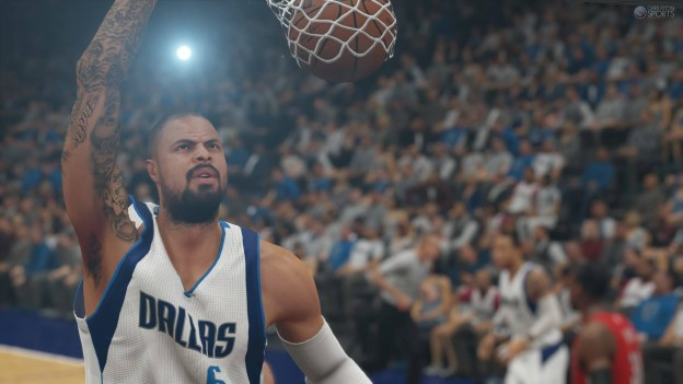 NBA 2K15 Screenshot #189 for PS4
