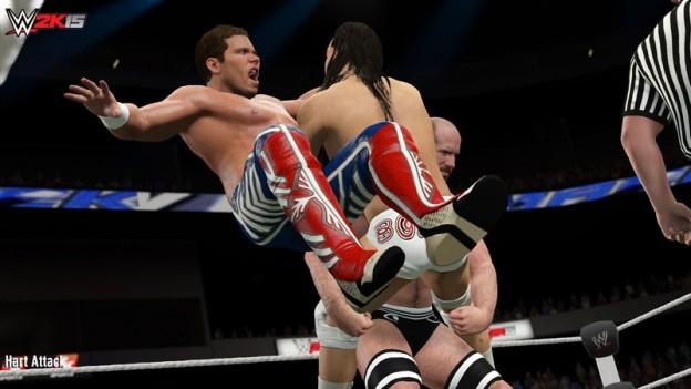 WWE 2K15 Screenshot #32 for PS4