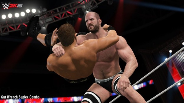 WWE 2K15 Screenshot #34 for PS4