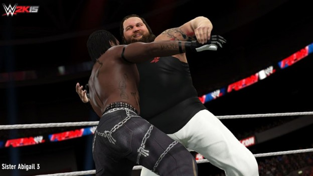 WWE 2K15 Screenshot #35 for PS4