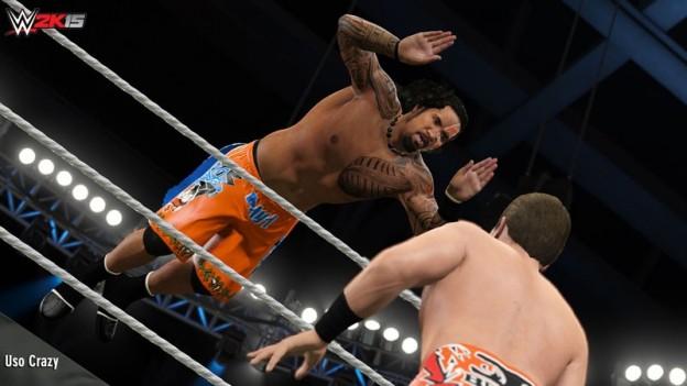 WWE 2K15 Screenshot #36 for PS4
