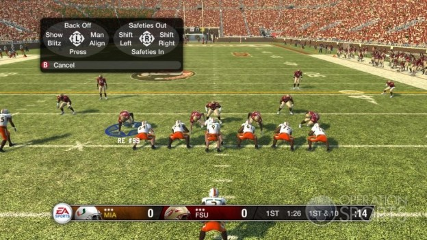 NCAA Football 09 Screenshot #504 for Xbox 360
