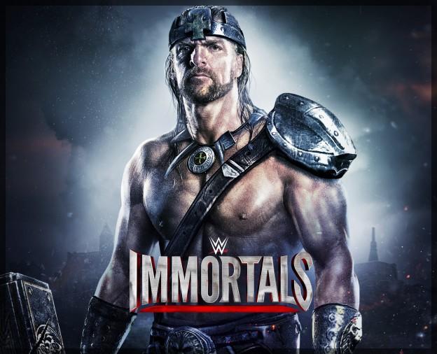 WWE Immortals Screenshot #2 for iOS