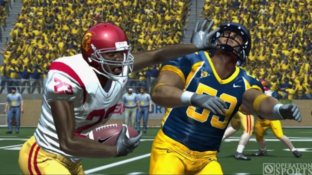 NCAA Football 08 Screenshot #4 for Xbox 360