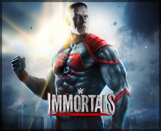 WWE Immortals Screenshot #5 for iOS