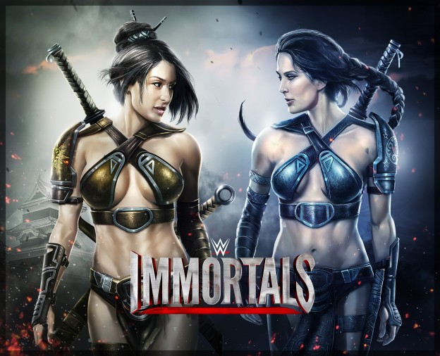 WWE Immortals Screenshot #7 for iOS
