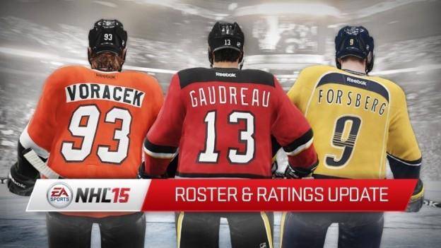 NHL 15 Screenshot #141 for PS4