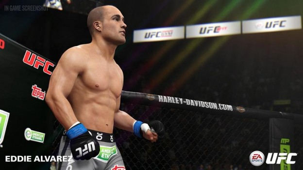 EA Sports UFC Screenshot #144 for PS4