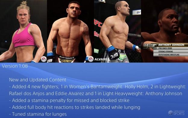 EA Sports UFC Screenshot #146 for PS4