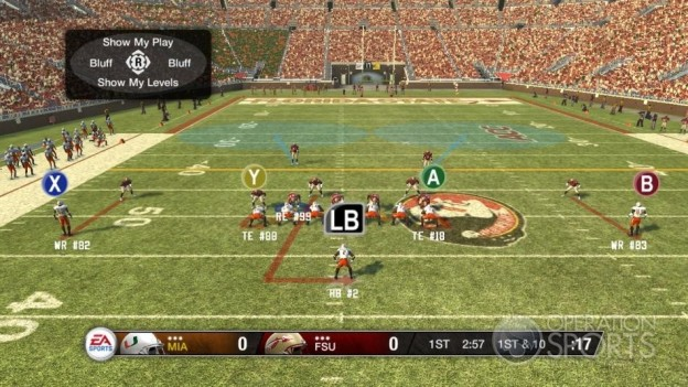 NCAA Football 09 Screenshot #508 for Xbox 360