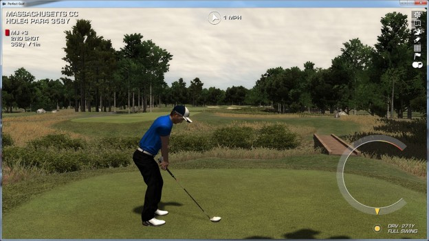 Perfect Golf Screenshot #1 for PC