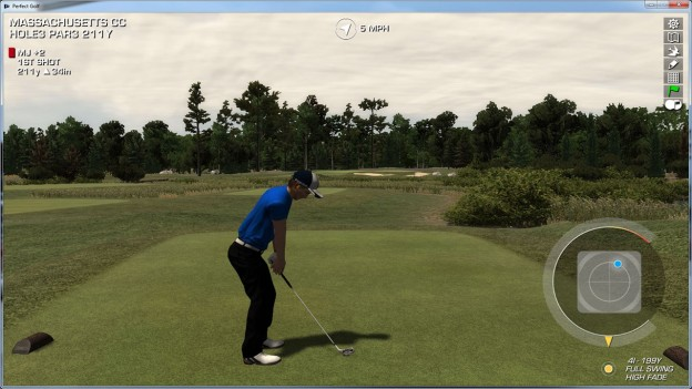 Perfect Golf Screenshot #2 for PC