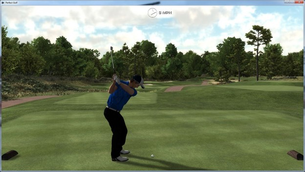 Perfect Golf Screenshot #3 for PC