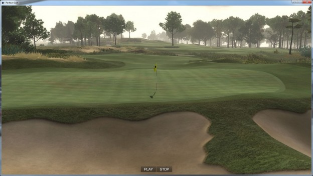 Perfect Golf Screenshot #6 for PC