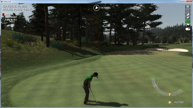 Perfect Golf Screenshot #7 for PC