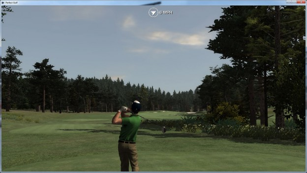 Perfect Golf Screenshot #8 for PC
