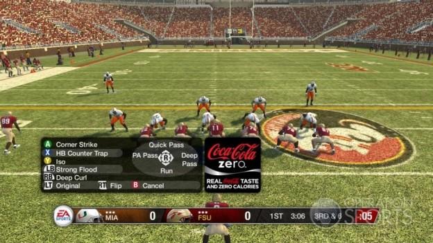 NCAA Football 09 Screenshot #509 for Xbox 360