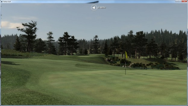 Perfect Golf Screenshot #9 for PC