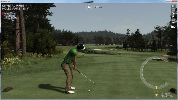 Perfect Golf Screenshot #10 for PC