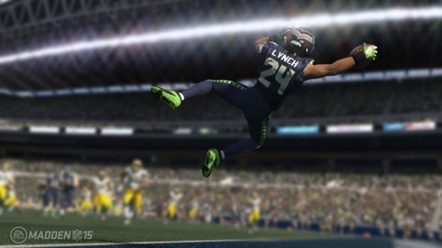 Madden NFL 15 Screenshot #249 for PS4