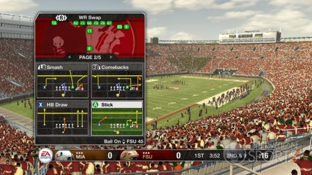 NCAA Football 09 Screenshot #510 for Xbox 360