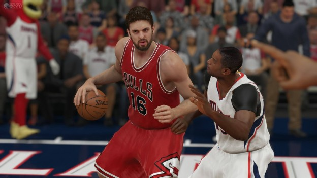 NBA 2K15 Screenshot #201 for PS4