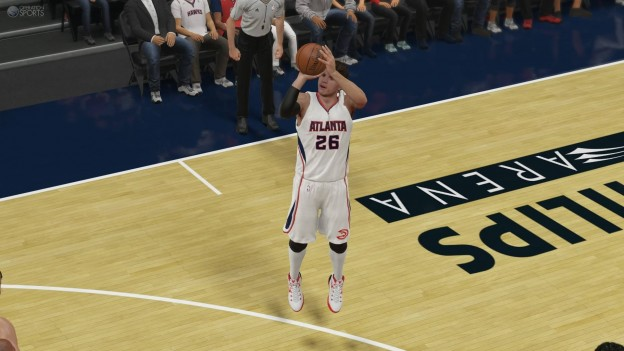 NBA 2K15 Screenshot #202 for PS4