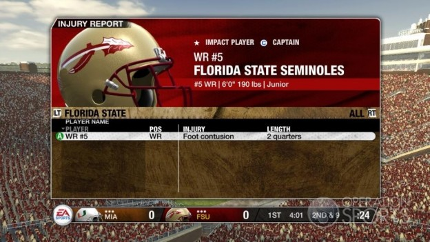 NCAA Football 09 Screenshot #511 for Xbox 360