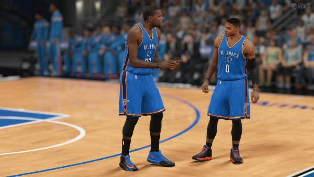 NBA 2K15 Screenshot #204 for PS4