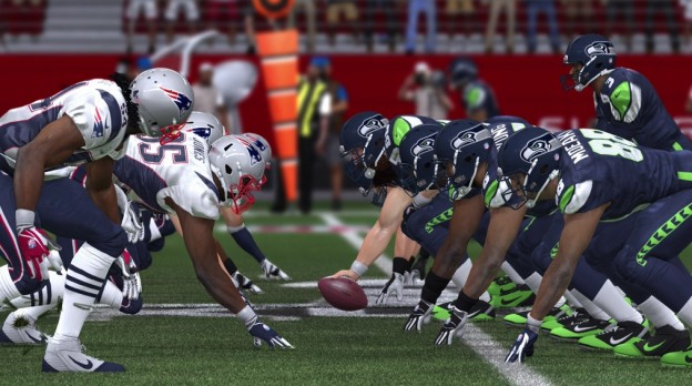 Madden NFL 15 Screenshot #250 for PS4