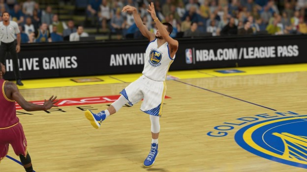 NBA 2K15 Screenshot #206 for PS4
