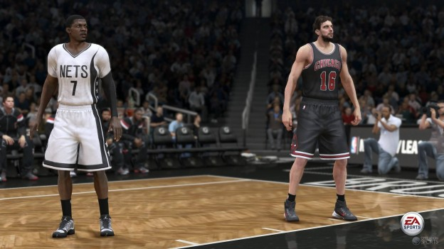 NBA Live 15 Screenshot #315 for PS4