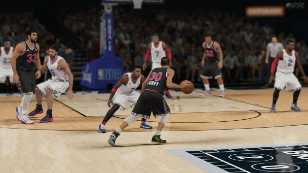 NBA 2K15 Screenshot #212 for PS4