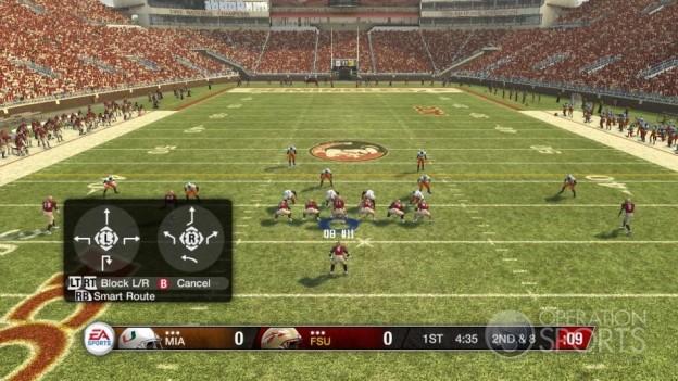 NCAA Football 09 Screenshot #514 for Xbox 360