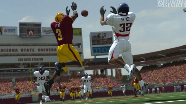 NCAA Football 08 Screenshot #5 for Xbox 360