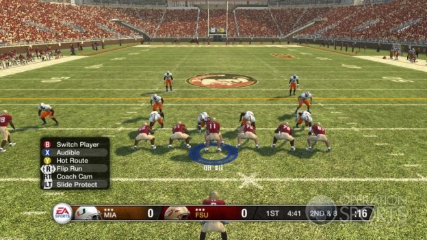 NCAA Football 09 Screenshot #515 for Xbox 360
