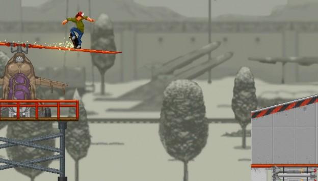 OlliOlli Screenshot #2 for Xbox One