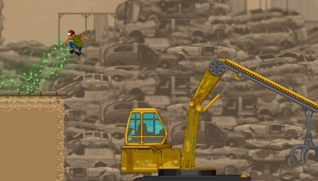 OlliOlli Screenshot #3 for Xbox One