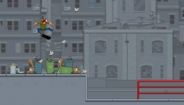 OlliOlli Screenshot #5 for Xbox One