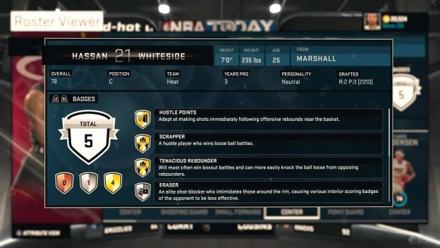 NBA 2K15 Screenshot #218 for PS4